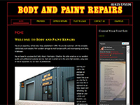 Warrington Body Shop