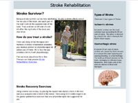 Therapy for Stroke Victims