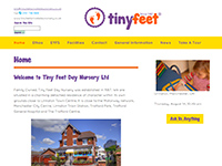 Tiny Feet Day Nursery