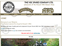 Online Shop for Classic Motorcycle Parts